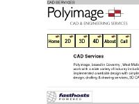 polyimage.co.uk CAD,CAD services,CAD drawings