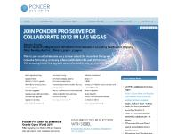 Ponder Pro Serve | Specializing in Siebel Upgrades and Performance Tuning