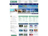 pontalturismo.com.br Pontal Turismo, Passagens aéreas nacionais e internacionais, Pacotes turísticos