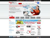 Popfax | Internet Fax Service | Send & Receive Faxes Online