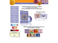 poppyhilldesigns.com Dazzling Reflections Premium Edition, Templates, Digital Downloads