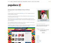 Populace: People, content, ideas.. we got what you need