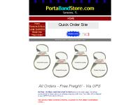 Portabandstore.com - Portaband | Porta Band Saw Baldes | Portable Band Saw Blades