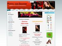 portaldasescovas.com joomla, Joomla