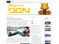 Portal GON | O Portal do Gamer Otaku Nerd