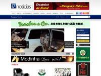 portalparaguacu.com.br CAPA, NOTICIAS, ENTRETENIMENTO