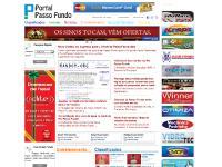 portalpassofundo.com.br portal, passo fundo, classificados