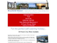 Braefield House Self-catering Portpatrick