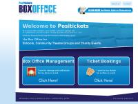 positickets.co.uk Box Office, Amateur Drama, Amateur Events