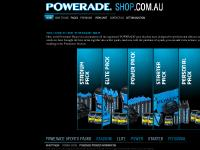 poweradeshop.com.au Powerade,Powerade Online, Powerade Merchandise
