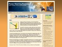 powerwashing.info Power Washing Business blog, Power Washing Business