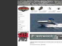 powerwinch.com Powerwinch, marine trailer winches, boat trailer winches