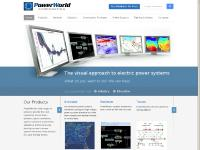 PowerWorld » The visual approach to electric power systems