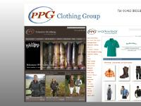 Workwear suppliers, PPG Clothing offer Dickies Workwear and Leisurewear online.