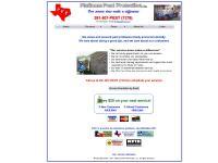 Platinum Pest Protection, Exterminators, Pest Control, Skeeter Beater, Houston, Texas