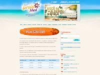 Revista CSP, Eventos, EuroBeach, Praia universitária