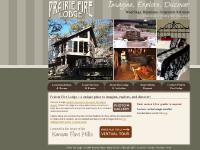 Prairie Fire Lodge, for weddings, reunions or group retreats