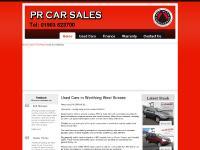 Used Cars Worthing West Sussex | PR Car Sales