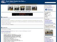 precc.org.au Perth Radio Electric Car Club (Inc), The Club, PRECC Club Constitution