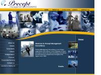 preceptmanagement.com security risk assessment, security management for critical infrastructure, security coordination