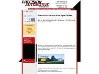 precisionautomotive.ca mechanic, car repair shop, precision automotive