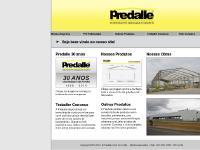 PREDALLE - Estruturas Pré-Fabricadas de Concreto