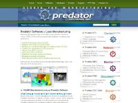 Predator Software - DNC, MDC, OEE, PDM, SFC, Virtual CNC, RCM, Travelers, Tracker