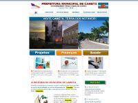 prefeituradecameta.com.br