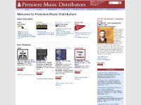 Welcome - Premiere Music Distributors