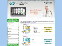 STP - Sales Tax Preparation Software by PrepareLink