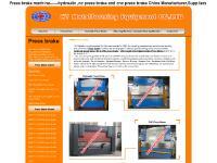 press brake and press brake tooling