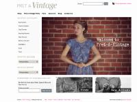 Pret-a-Vintage | Vintage clothing and accessories