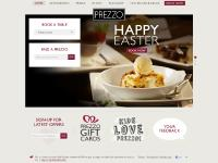 prezzorestaurants.co.uk