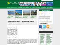 priceoftravel.com Price of Travel, Africa, Cairo