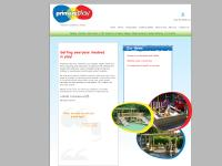 Primaryplay | Playground Seating, Tyreparks, Fantasy Villages, Shade and Safety Systems