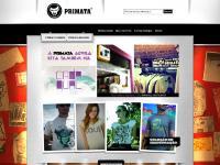Primata Camisetas Página Principal www.primatacamisetas.com.br
