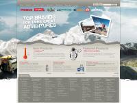 Primus Australia Web Site - Home Page