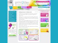 Printing Services Dartford Kent | Print2day