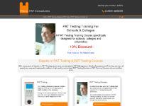 PAT Testing Courses - PAT Testing - PAT Consultants