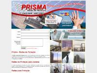 Redes de Proteção - Sacadas, Janelas, Piscinas - Prisma Redes de Proteção 11 2268-0449