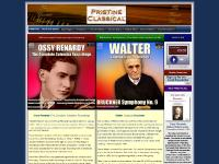 pristineaudiodirect.com The Front Page, Beginner's Guide, Find Music