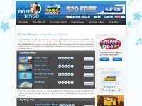 Free Bingo | Free Online Bingo Prizes