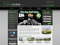 Sell Golf Clubs Online | Sell Your Clubs to ProClubs.com for Cash