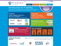 prodigy.ie Dashboard, Quick Links, e-Support