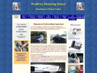 ProDrive Motoring School - Welcome