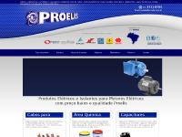 Proelis - Produtos Elétricos e Isolantes | Bobinadeiras Elétricas