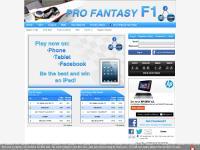ProFantasy F1 2013