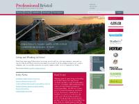 Living and Working in Bristol, Professional Bristol