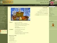 Il Muschio, L'ambra, Alfabeto degli odori, Aromaterapia