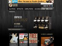 Pro Guitar Shop: Guitars, Fender Guitars, Amplifiers Effects Pedals Accessories